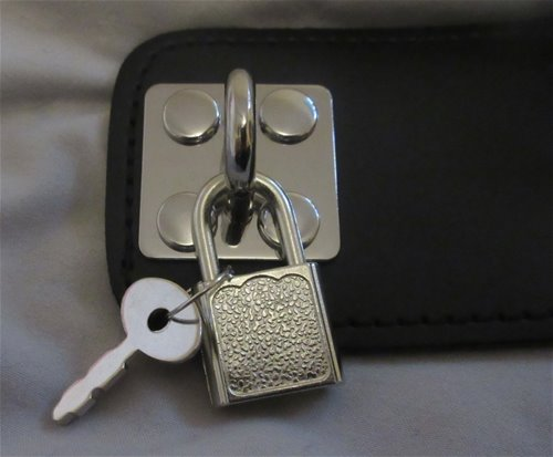 Lock And Key For Cuffs