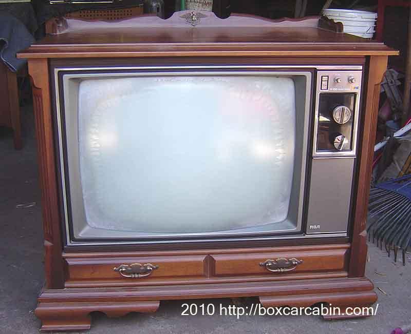 Console TV