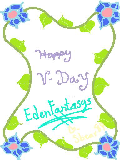 I Love You EdenFantasys!!