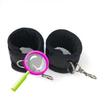 Plushy gear wrist cuffs