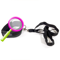 Neoprene collar & leash