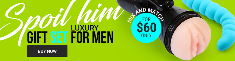 Spoil Him! Luxury Gift Set for Men For $60