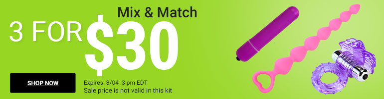 Buy 3 Items for $30