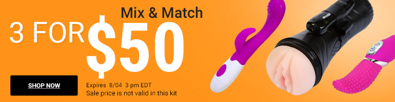 Buy 3 Items for $50