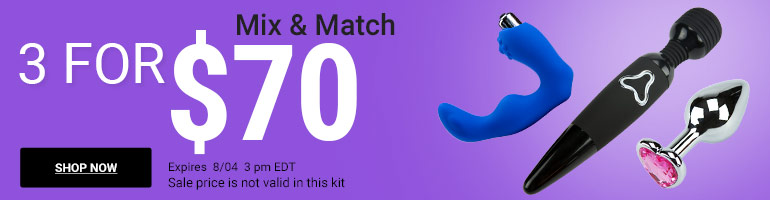 Buy 3 Items for $70