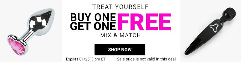 Buy 1 - Get 1 FREE