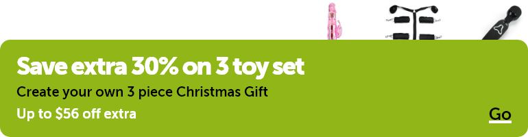 Save extra 30% on 3 toy set