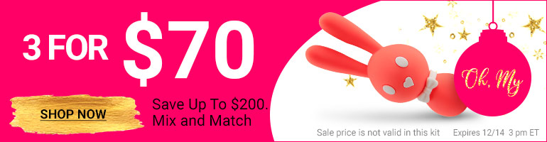 Mix & Match 3 Luxury Toys For $70 Only