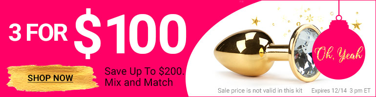 Mix & Match 3 Luxury Toys For $100 Only