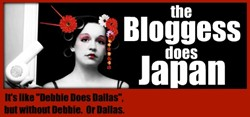 The Bloggess Does Japan