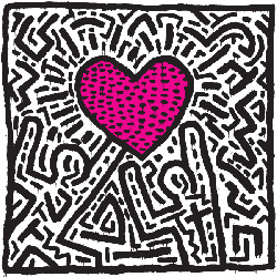 Keith Haring: Pop-culture Prince, Art World Antihero, Enduring Activist