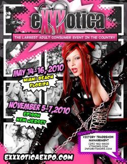 SexIs on the Scene: EXXXOTICA 2010