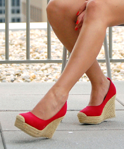 Mr. Sexsmith's Other Girlfriend: An Ode To Espadrilles