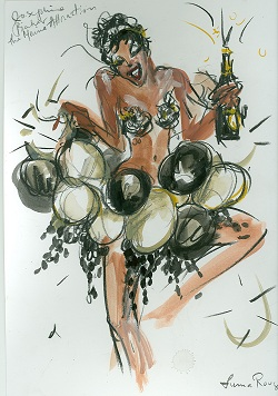 The Nudie Artist: Burlesque Revived