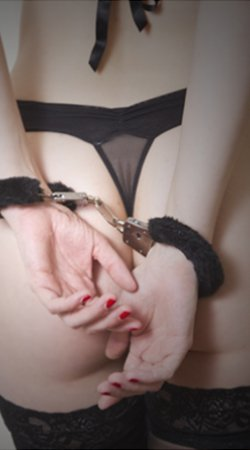 Cuffs, Paddles and Safewords, Oh My! Or Beginner BDSM!