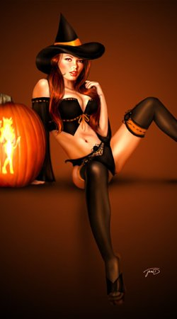 SexIs Subjective: Sexy Halloween