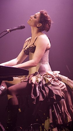 Influential Women - Amanda Palmer