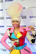 Powerfully Feminine: Nicki Minaj