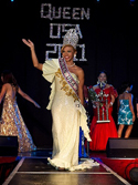 Queen USA 2011 Transgender Beauty Pageant Builds Community