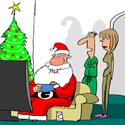 A Porn Parody for Christmas