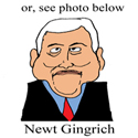 Newt Brings Open Marriage to the Campaign Trail