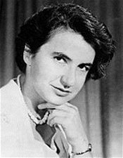 Watson and Crick? Bah! It's all about Franklin, Rosalind Franklin.