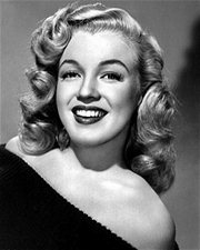 Influential Women - Marilyn Monroe
