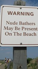 My first experiences at nudist resorts