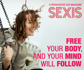 SexIs Magazine, a publication of EdenFantasys.com