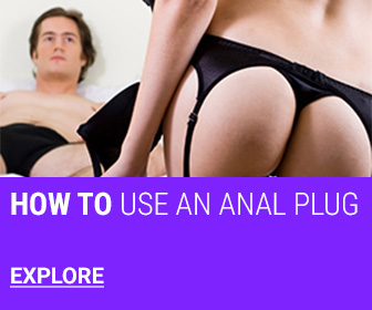 How to Use an Anal Plug