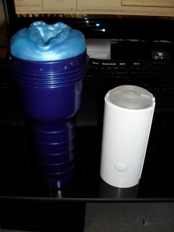 Fleshlight Size Comparison