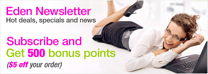 Subscribe for newsletter and get 500 points