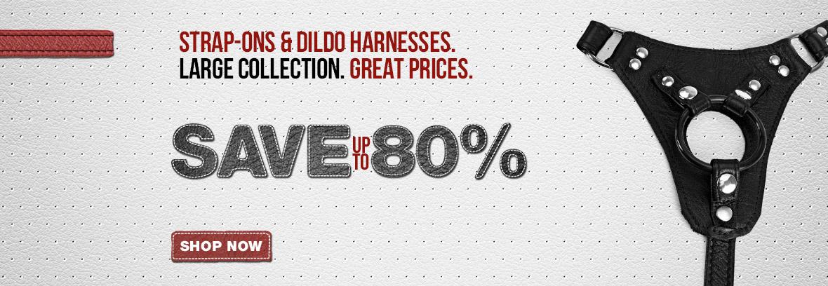 Dildo Harnesses on Sale