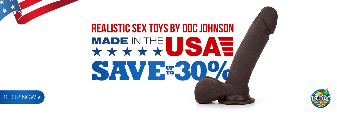 Doc Johnson Realistic Sex Toys