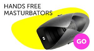 Hands free masturbators