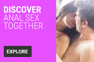 Discover Anal Sex Together