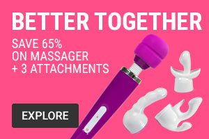 Better Together - Massager and Attachments