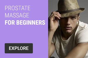 Prostate massage for beginners