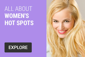 Read All About Women's Hot Spots
