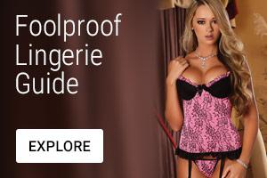 Foolproof lingerie