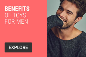 Health Benefits of Sex Toys for Men