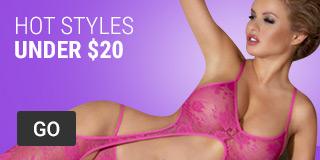 Sexy Pieces Under $20