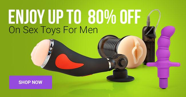 Toys For Men On Sale