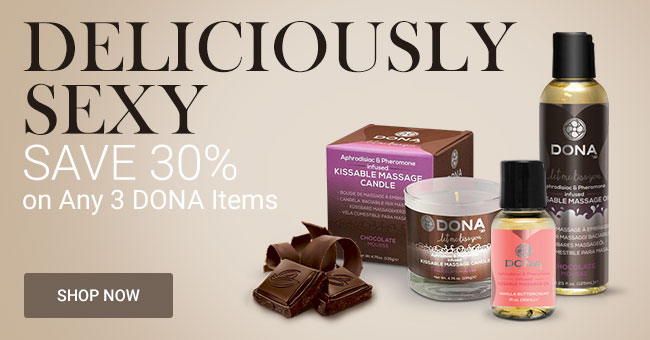 Save 30% On 3 Dona Products