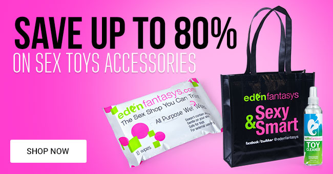 Save Up To 80% on Sex Essentials