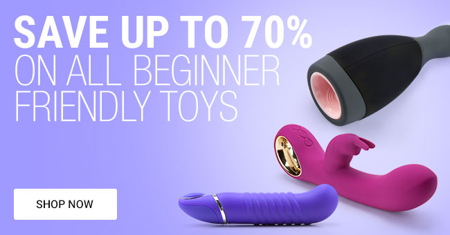 Save Up To 70% on Adult Toys for Beginners