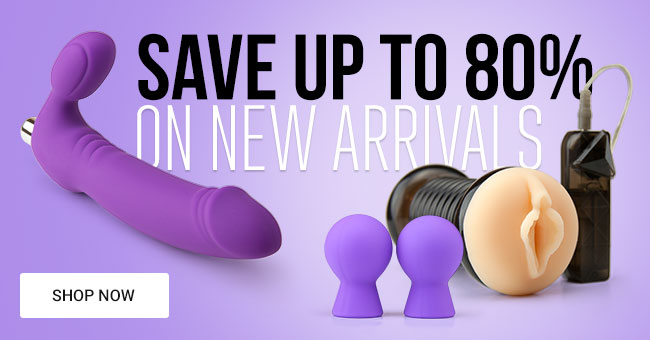 Save Up To 80% on New Sex Toys