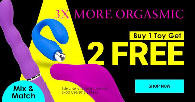 Buy 1, Get 2 FREE