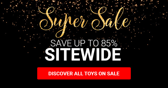 Save Up To 85% Sitewide