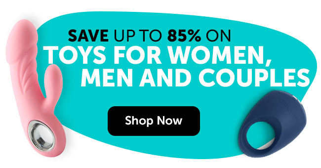 Save Up To 85% on Adult Toys